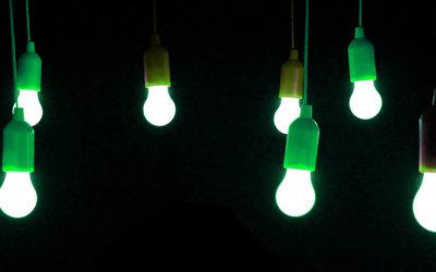 Energiespar-Tag