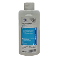 Disinfectant bottle 500 ml